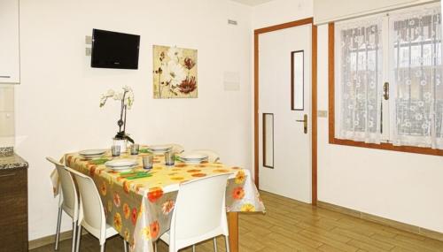 ingresso e sala da pranzo