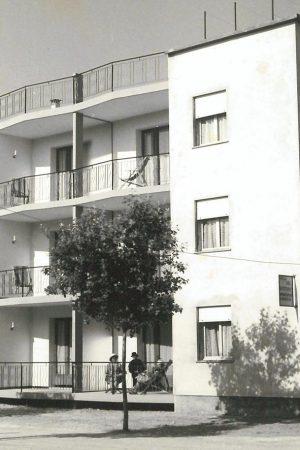 foto storica di villa viel esterno